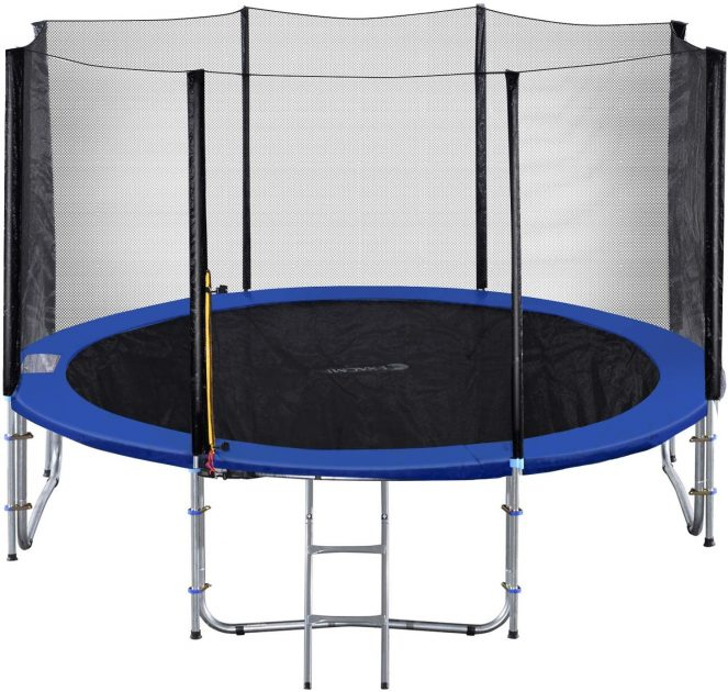 Exacme Heavy Duty 8′ Kids Trampoline