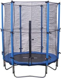 Super Jumper Combo Trampoline - 10-Feet