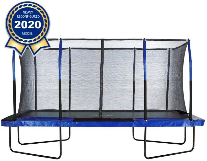 Upper Bounce Rectangular Trampoline